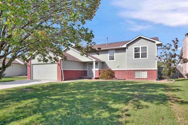 2407 S Laurel, Wichita, KS 67210 (MLS #572457) :: Lange Real Estate