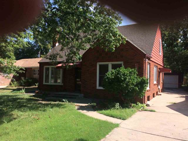 1612 N Garland, Wichita, KS 67203 (MLS #572463) :: On The Move