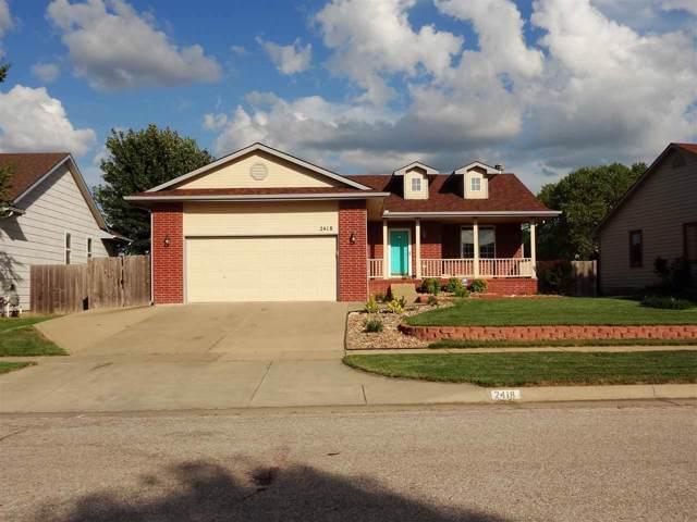 2418 S Cooper, Wichita, KS 67210 (MLS #572469) :: Lange Real Estate