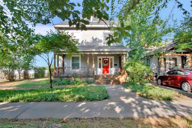 1309 N Market St, Wichita, KS 67214 (MLS #572483) :: On The Move