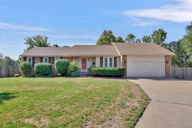 324 Valleyview Ct, Andover, KS 67002 (MLS #572487) :: On The Move
