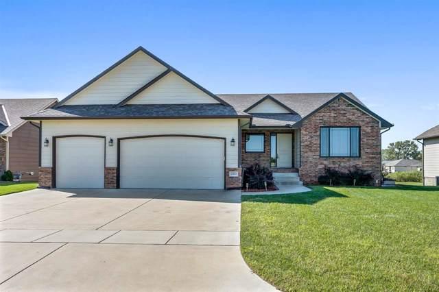 13019 E Bellechase St, Wichita, KS 67230 (MLS #572492) :: On The Move