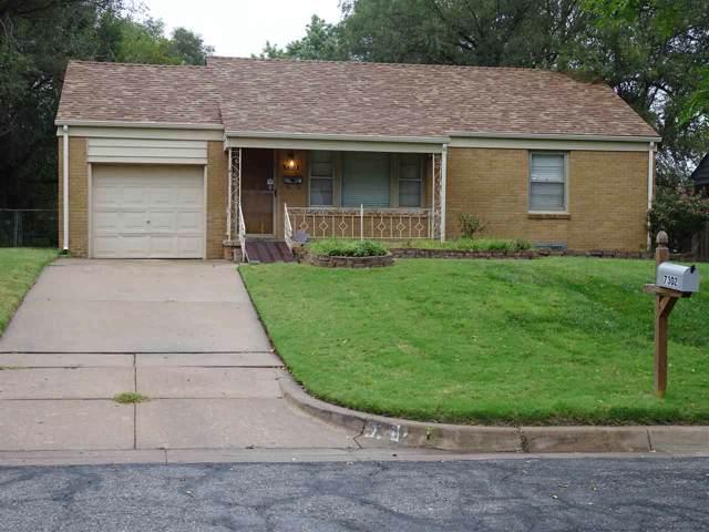 7302 E Morris, Wichita, KS 67207 (MLS #572493) :: On The Move