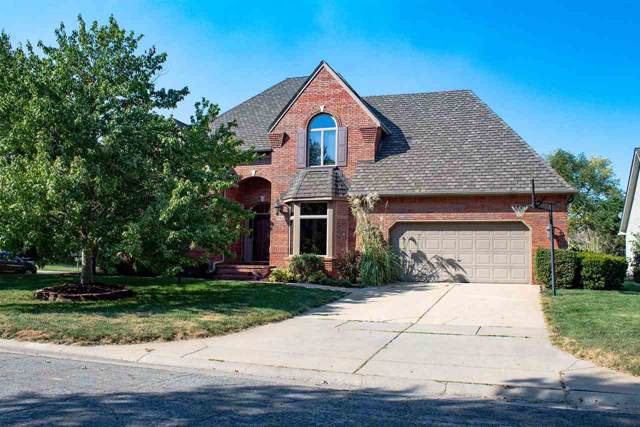 2956 N Penstemon Cir, Wichita, KS 67226 (MLS #572506) :: On The Move