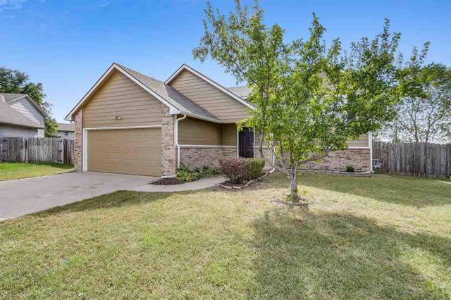1203 Summerwood Cir, Goddard, KS 67052 (MLS #572507) :: On The Move