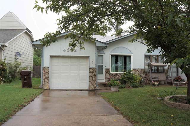 4532 S Clarence Ave, Wichita, KS 67217 (MLS #572508) :: On The Move