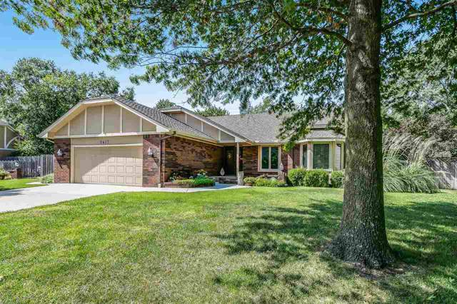 2417 N Governeour St, Wichita, KS 67226 (MLS #572510) :: On The Move