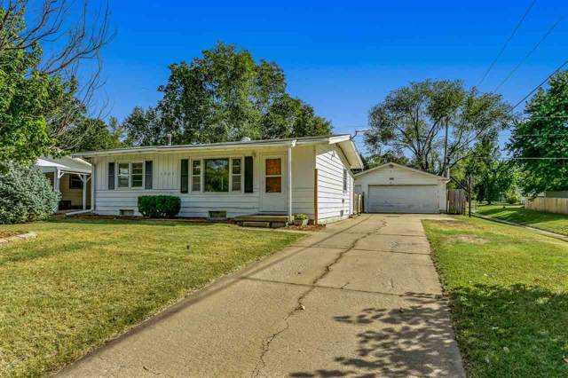 1801 E Ventnor St, Wichita, KS 67219 (MLS #572511) :: On The Move