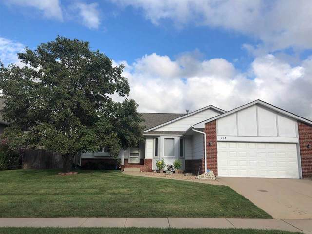 524 N Ridgehurst St, Wichita, KS 67230 (MLS #572513) :: On The Move