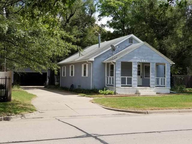 344 N Young St, Wichita, KS 67203 (MLS #572514) :: On The Move