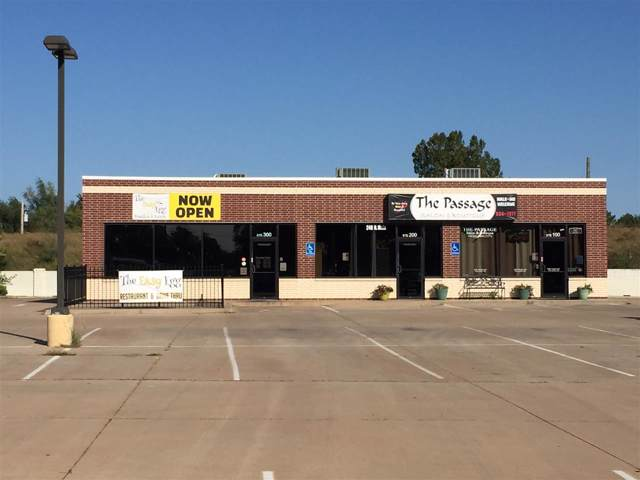 240 N Main St, Haysville, KS 67060 (MLS #572521) :: On The Move
