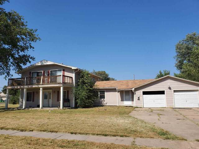 596 W 1st St, Valley Center, KS 67147 (MLS #572541) :: On The Move