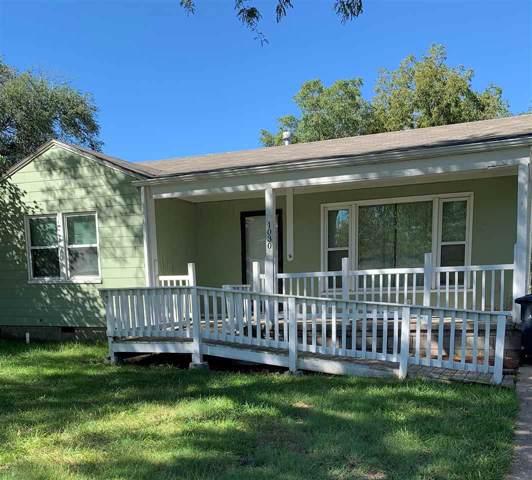 1030 W Park Ave, El Dorado, KS 67042 (MLS #572578) :: On The Move