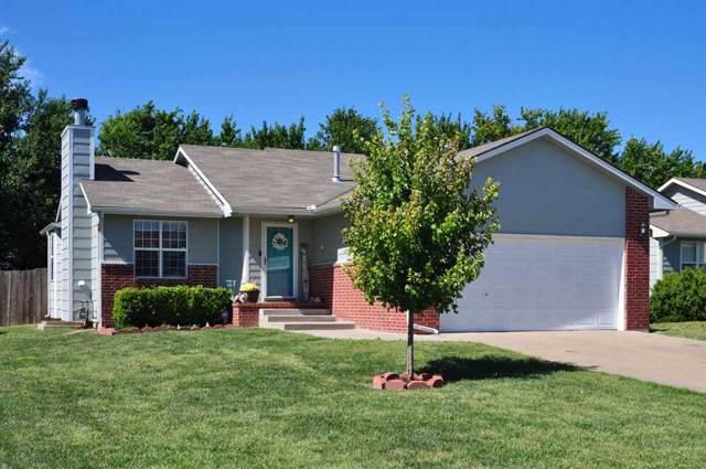 811 S Goebel Cir, Wichita, KS 67207 (MLS #572583) :: Lange Real Estate