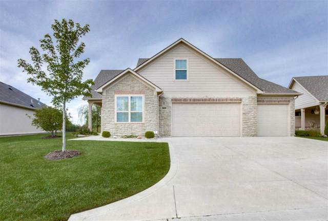 4731 N Prestwick Ave, Bel Aire, KS 67226 (MLS #572604) :: On The Move