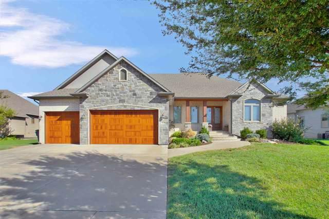 2669 N Bayside Ct, Wichita, KS 67205 (MLS #572606) :: Lange Real Estate