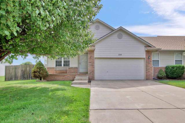 225 Sarah Ln, Haysville, KS 67060 (MLS #572608) :: On The Move