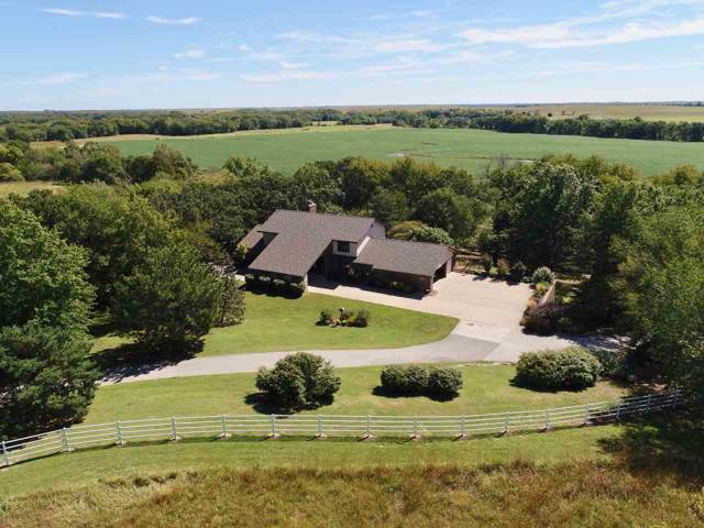 12450 SW Haverhill Rd, Augusta, KS 67010 (MLS #572613) :: Lange Real Estate