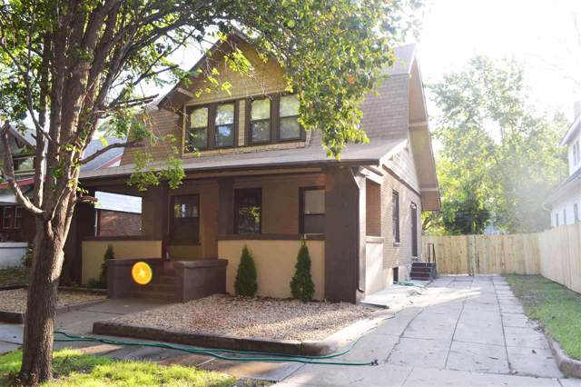 216 N Estelle St, Wichita, KS 67214 (MLS #572682) :: On The Move