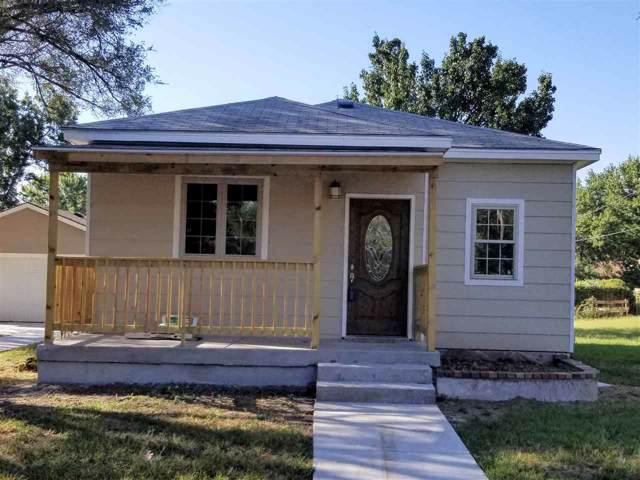 5331 W Robinson St, Wichita, KS 67212 (MLS #572697) :: On The Move