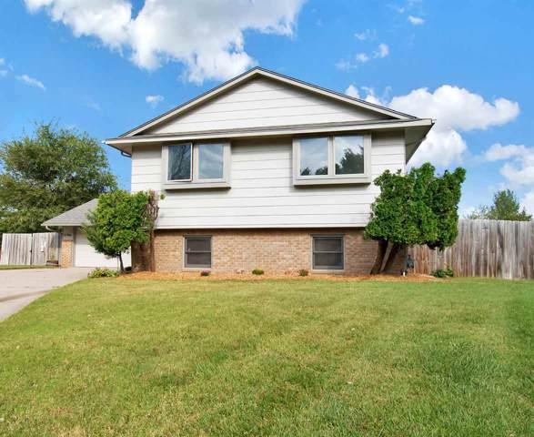 11946 W Rolling Hills Ct., Wichita, KS 67205 (MLS #572722) :: Lange Real Estate