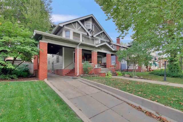 132 N Fountain Ave, Wichita, KS 67208 (MLS #572765) :: Pinnacle Realty Group