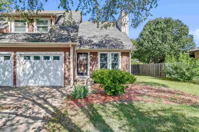 9034 E Funston St, Wichita, KS 67207 (MLS #572766) :: Lange Real Estate