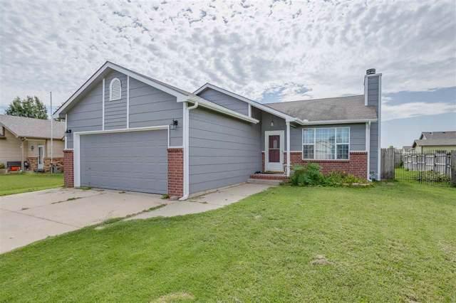 715 E Forest Ct, Haysville, KS 67060 (MLS #572907) :: Lange Real Estate
