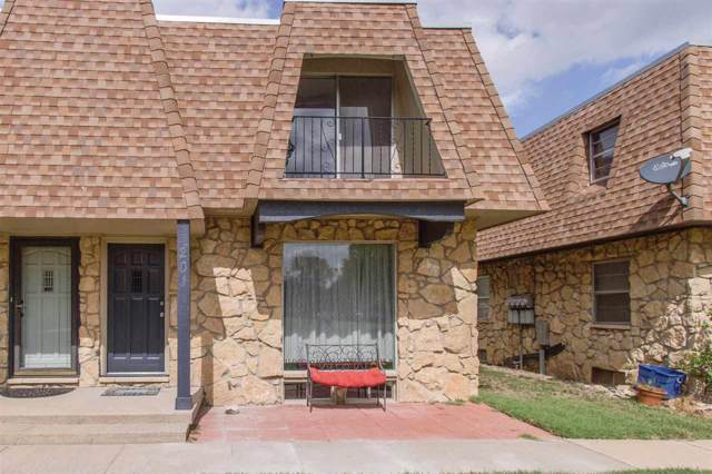 1035 Mclean Blvd #201, Wichita, KS 67203 (MLS #572914) :: Lange Real Estate