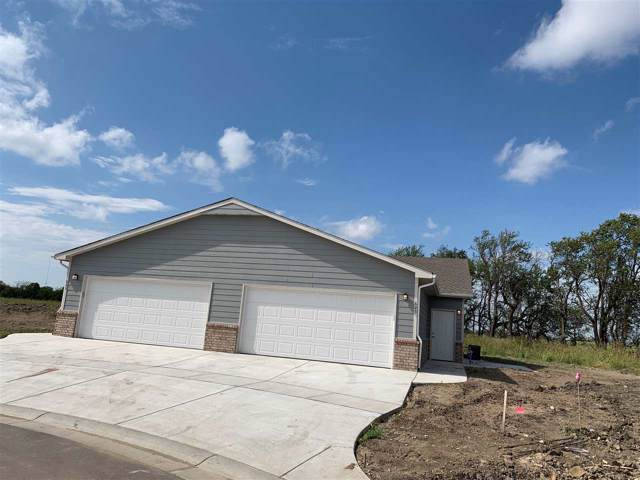 625 N Grandstone, Kechi, KS 67067 (MLS #572923) :: Lange Real Estate