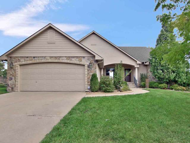 8010 W Westlakes, Wichita, KS 67205 (MLS #572942) :: On The Move