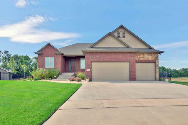 5833 E Wildfire, Bel Aire, KS 67220 (MLS #572946) :: On The Move