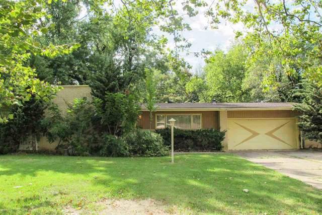 637 N Norman Ave, Wichita, KS 67212 (MLS #572953) :: Lange Real Estate