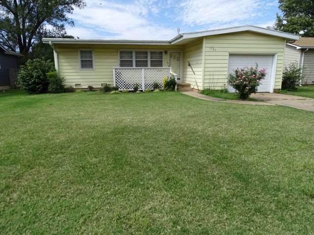 1720 N B St, Wellington, KS 67152 (MLS #572961) :: Lange Real Estate