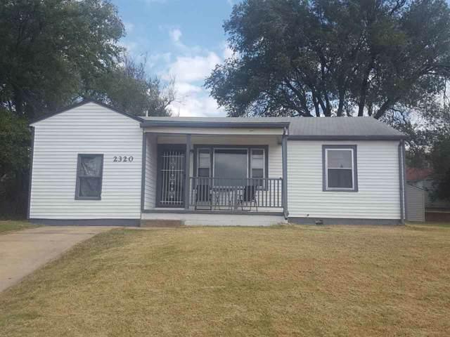 2320 N Grove St, Wichita, KS 67219 (MLS #572966) :: Pinnacle Realty Group