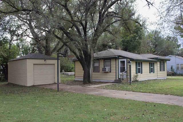 1403 Edgemoor St., El Dorado, KS 67042 (MLS #572969) :: Lange Real Estate