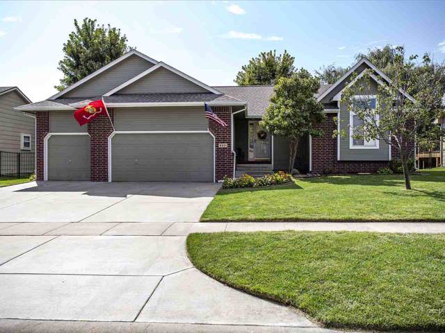 8201 W Forest Park, Wichita, KS 67205 (MLS #572981) :: On The Move