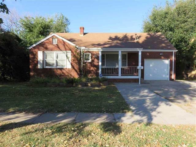 725 S Woodlawn, Wichita, KS 67218 (MLS #572987) :: Lange Real Estate