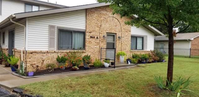 8616 W University St Unit A, Wichita, KS 67209 (MLS #572988) :: Lange Real Estate