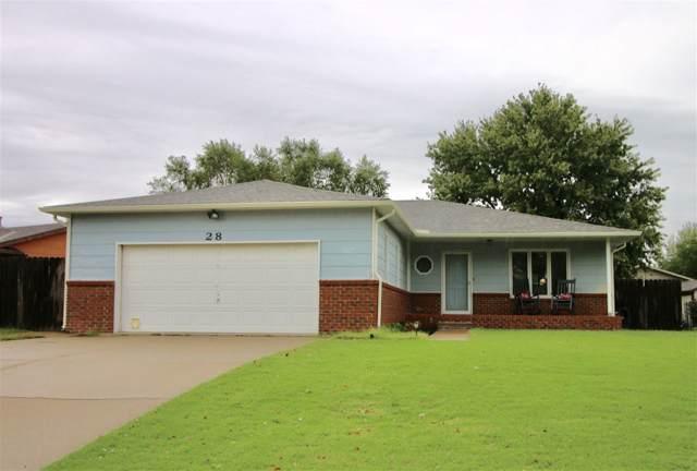 28 Shenandoah, Goddard, KS 67052 (MLS #572989) :: Pinnacle Realty Group