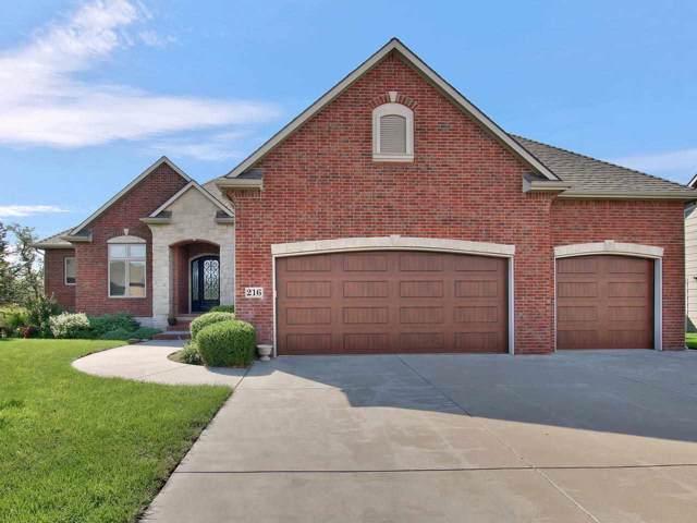 216 S Crocker Ct, Colwich, KS 67030 (MLS #573005) :: Lange Real Estate