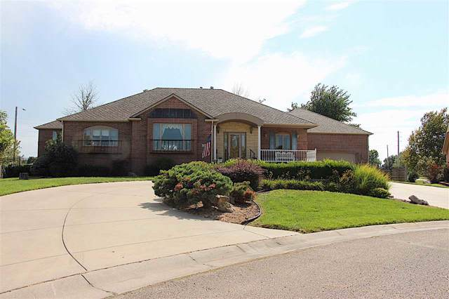 15 E Taylor Ave, Augusta, KS 67010 (MLS #573019) :: Lange Real Estate