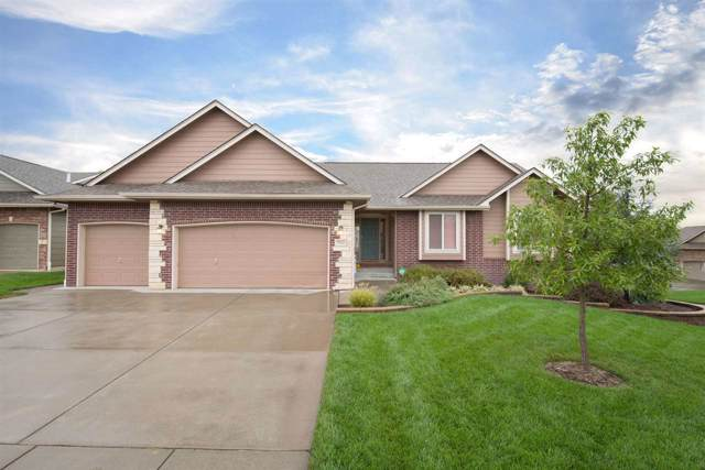3243 N Lake Ridge Ct, Wichita, KS 67205 (MLS #573025) :: On The Move