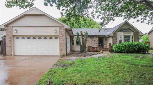1930 S Cypress St, Wichita, KS 67207 (MLS #573037) :: Lange Real Estate