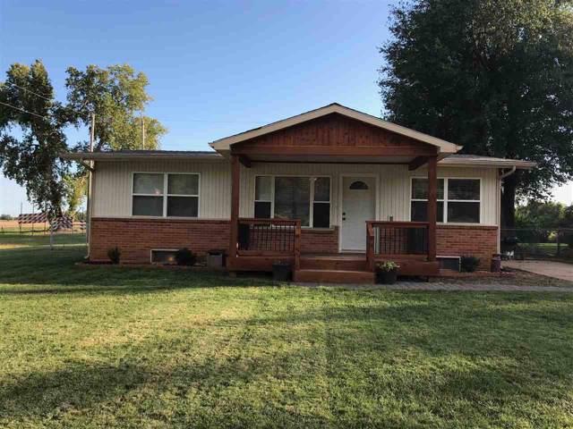 603 W 7th Street, Haysville, KS 67060 (MLS #573113) :: Lange Real Estate
