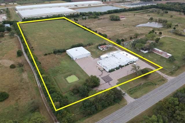 7330 N Broadway Ave, Park City, KS 67219 (MLS #573122) :: Lange Real Estate