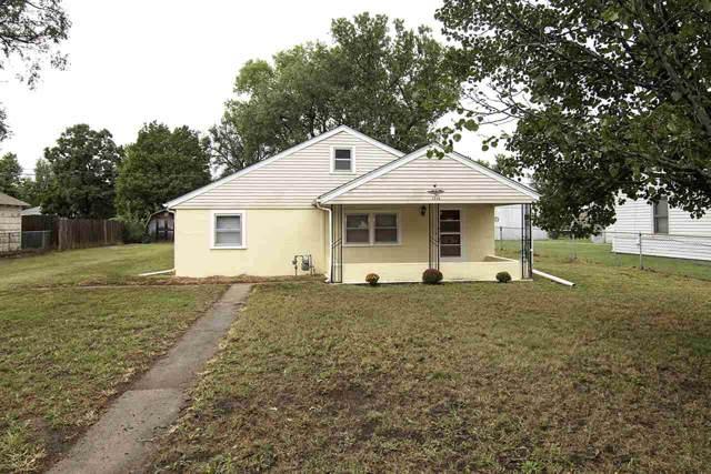 1219 S Vine St, Wichita, KS 67213 (MLS #573142) :: On The Move