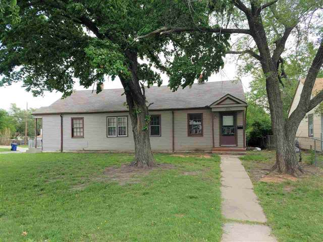 846 N Glendale St 4901 E 8th, Wichita, KS 67208 (MLS #573145) :: Lange Real Estate
