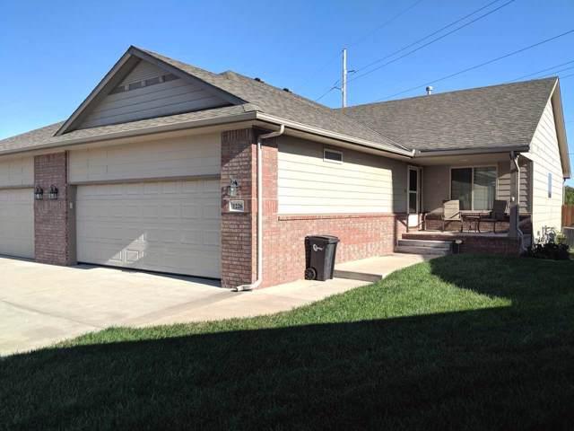 1226 Lazy Creek Ct, Newton, KS 67114 (MLS #573153) :: Lange Real Estate