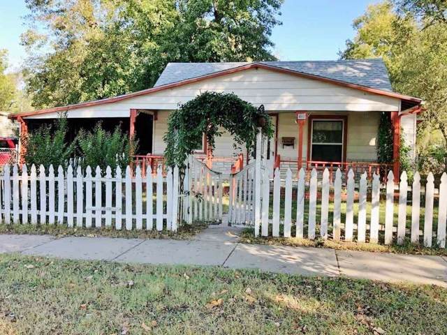 410 W 5TH ST, Newton, KS 67114 (MLS #573158) :: Pinnacle Realty Group